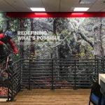 Gates HQ Wall Art